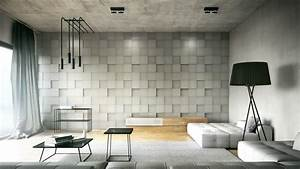 3D Gypsum Contemporary Wall Surface Designs Designer Walls