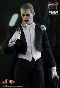 Suicid Squad Joker : hot toys suicide squad tuxedo joker 1 6 scale action figure mightymega ~ Medecine-chirurgie-esthetiques.com Avis de Voitures