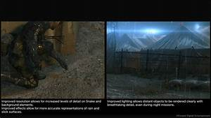 'Metal Gear Solid V: Ground Zeroes' To Run 1080p On PS4 ...