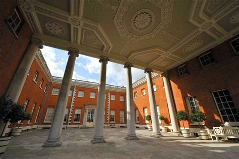 osterley house london building  architect