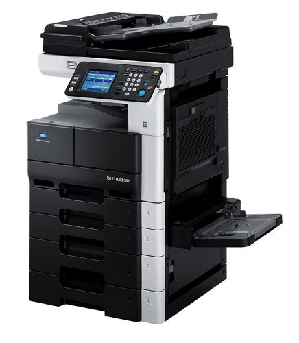 Konica minolta bizhub 362 printer driver, fax software/driver download for windows, macintosh and linux, link download we have provided in this article, please select the driver konica minolta bizhub 362 appropriate with your operating system. Driver Konica Minolta Bizhub 362 Windows, Mac Download - Konica Minolta Printer Driver