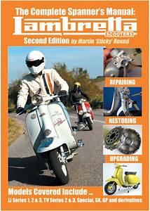 Update Stickys Lambretta Manual 2 0