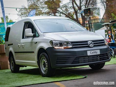 2019 Vw Caddy by Volkswagen Caddy 2019 Se Relanza En Chile