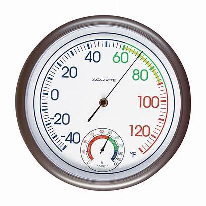 Hygrometer Thermometer Humidity Acurite Outdoor Indoor Thermometers