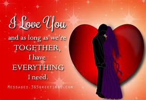 romantic-quotes-for-girlfriend - 365greetings.com