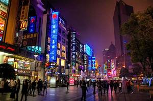 Nanjing City In China Sightseeing And Landmarks
