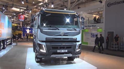 Volvo Truck 2019 Interior by Volvo Fmx 500 6x4 Three Way Tipper Truck 2019 Exterior