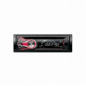 Jvc Kd-r431 Cd  Usb Car Stereo System  Front Usb And Aux Port