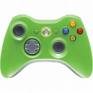Green Controller Icon - Xbox 360 Icons - SoftIcons.com