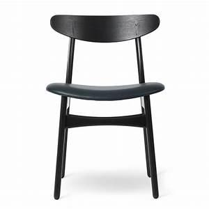 Stuhl Eiche Leder : ch30p stuhl von carl hansen connox ~ Watch28wear.com Haus und Dekorationen