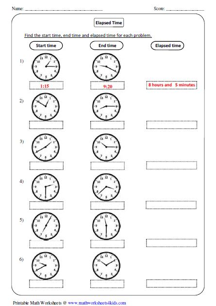 elapsed time worksheets for grade 2 fair printable elapsed time worksheets 2nd grade with