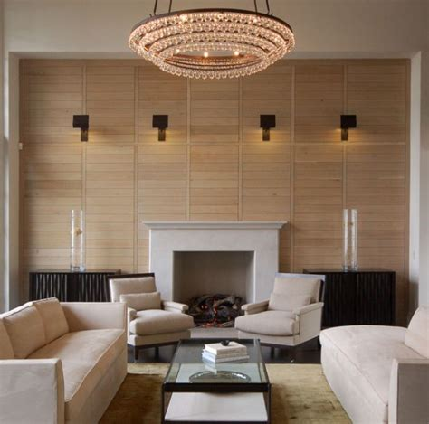 wall lighting ideas suited to modern living rooms