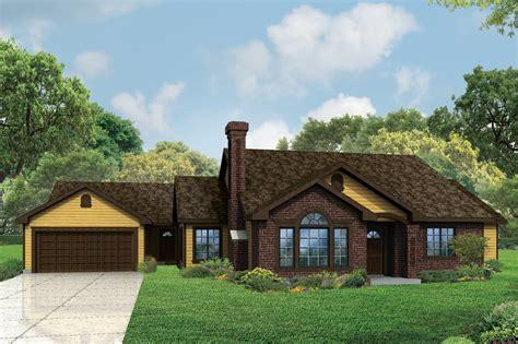 ranch house plans darrington    designs