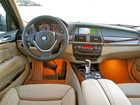 bmw x5 interior coches y motos 10 todoterreno de lujo bmw x5