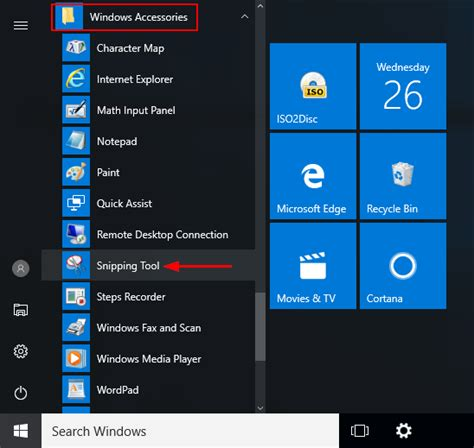 quick ways  open snipping tool  windows  password