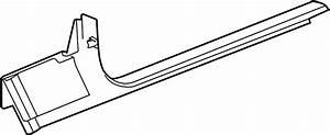 Chevrolet Corvette Door Sill Plate  Base  U0026 427  Black
