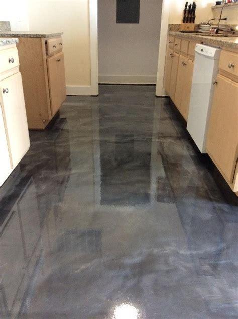 plancher de cuisine  quebec beton surface quebec