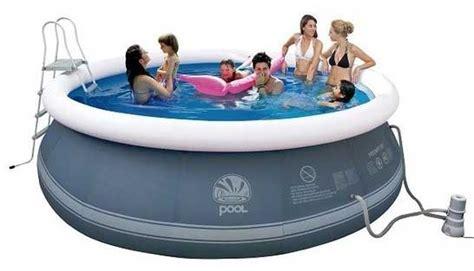 intex air piscine autoportante 8 conseils pour choisir modèle