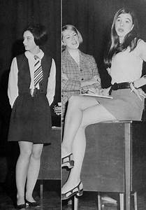 1960s College Campus Fashion  Glamour Daze