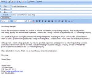 attached resume email sle 6 easy steps for emailing a resume and cover letter