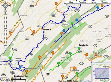Pa Fish And Boat Commission Interactive Map pennsylvania fish and boat commission interactive fishing