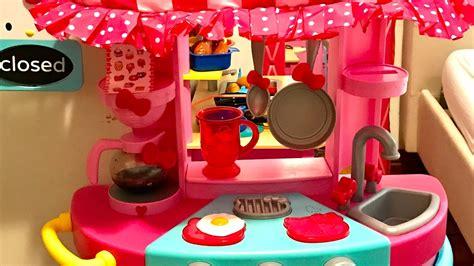 hello kitty kitchen cafe how to build hello kitty kitchen cafe playset