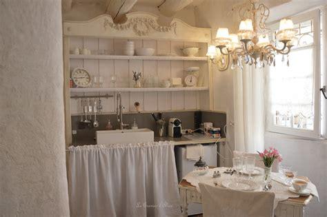 cuisine style romantique le grenier d 39 shabby chic et romantique decor
