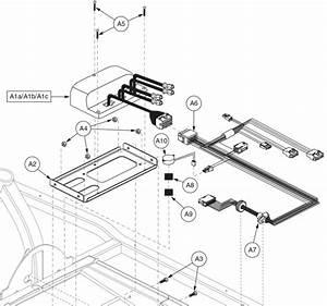 Pride Mobility Wiring Diagram