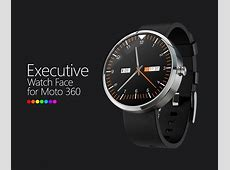 Executive Watch Face A new sophisticated watch face for