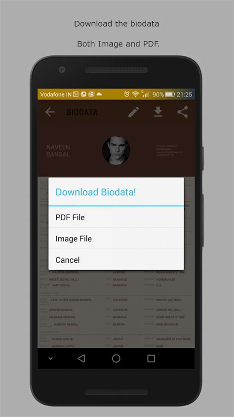 Biodata Maker by Marriage Biodata Maker Android Apps On Play