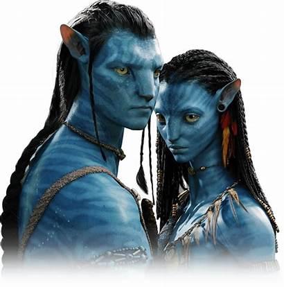 Avatar Transparent Background Neytiri Film Without Hero