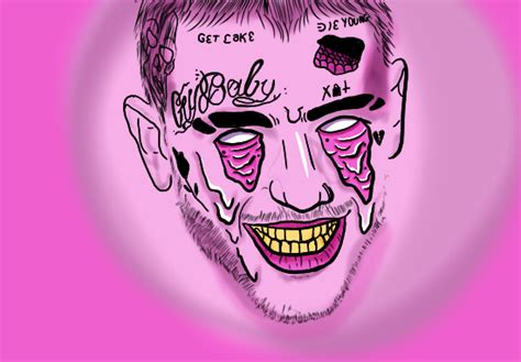 Lil Peep Grime By Pxstsd On Deviantart
