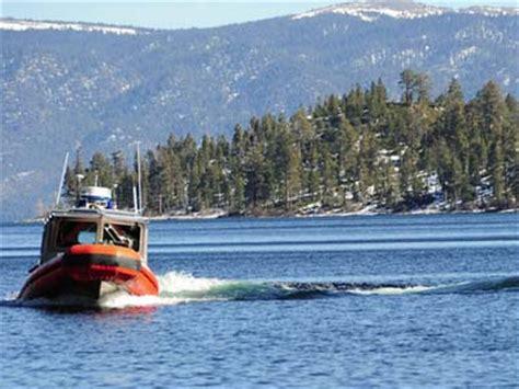 Boat Donation Sacramento Ca by Lake Tahoe U S Coast Guard Station Set For Upgrade
