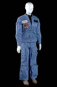 Jacket, In-Flight Suit, Shuttle, Sally Ride, STS-7 ...
