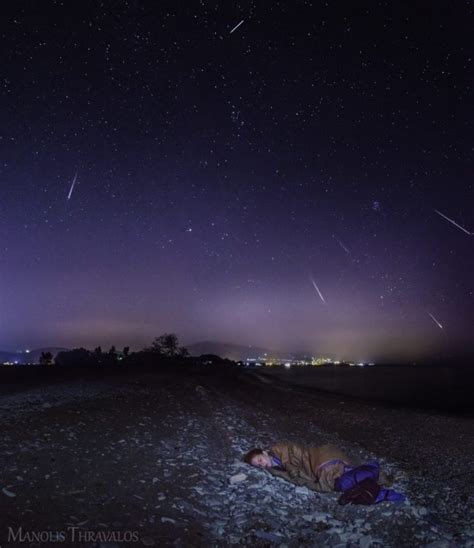 Today S Meteor Shower - see it perseid meteor photos and today s image