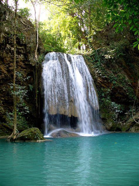 fileerawan national park kanchanaburi thailand