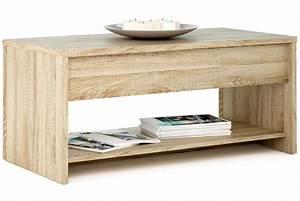 Table Basse Relevable Pas Cher : table basse relevable trabendo ch ne design pas cher sur sofactory ~ Teatrodelosmanantiales.com Idées de Décoration