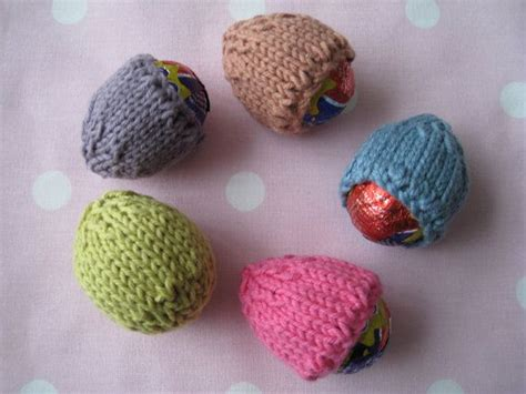 Knit Your Own Easter Eggs From My Original Pattern. They