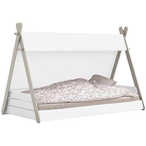 Tipi Zelt Kinderzimmer Vertbaudet by Kinderbett Tipi Mit Lattenrost 90x200cm Jugendbett Bett
