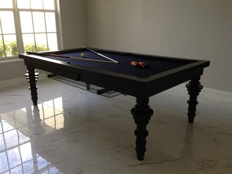 space for pool table contemporary convertible pool tables dining room pool