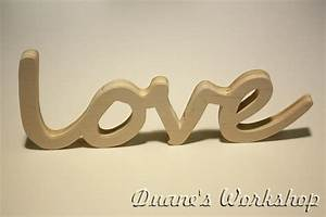 love sign diy wall hanging wooden believe sign wooden With believe wooden letters