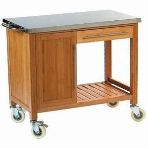 Meuble Pour Plancha : chariot pour plancha achat vente desserte de jardin ~ Melissatoandfro.com Idées de Décoration