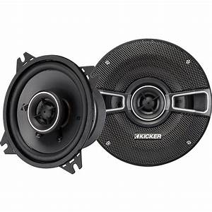 Kicker Car Speakers : kicker 41ksc44 4 2 way coaxial car speaker pair black ~ Jslefanu.com Haus und Dekorationen