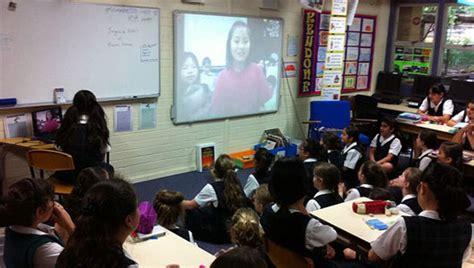 educators   video conferencing technology