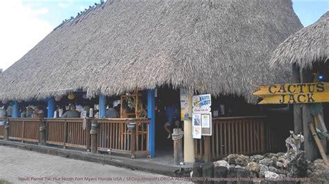 Tiki Hut Fort - florida advertising nauti parrot tiki hut 3448