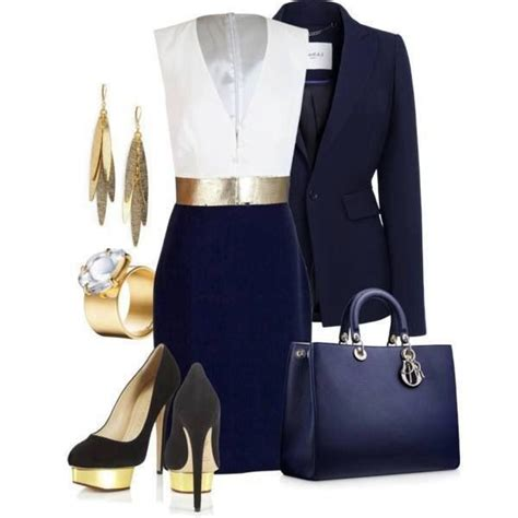 Executive color combination! | Cute Office OutFit | Pinterest | Beautiful Suits and Beautiful ...