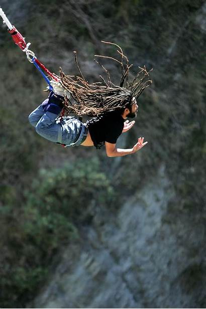 Jumping Bungee Jump Sports Salto Amazing Locluv