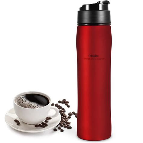 Coupon Code Alert! Ohuhu French Press Vacuum Bottle @ Amazon   China Gadgets Reviews
