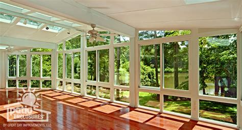 window ideas for sunroom sunroom windows options ideas