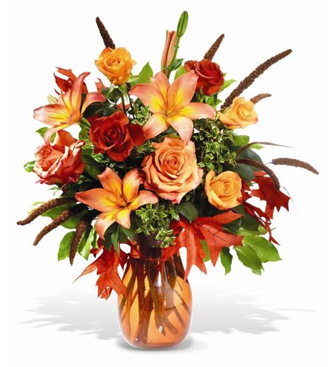 fall flower arrangements fall grandeur tf web31 68 36